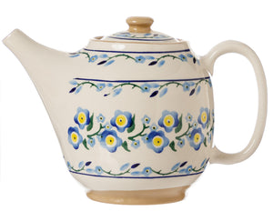 Teapot Forget Me Not