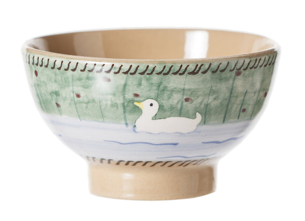 Nicholas Mosse Tiny Bowl Duck