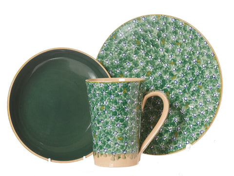 Trio Gift Set Lawn Green  sc 1 st  Nicholas Mosse Pottery & Everyday Plates | Handcrafted Irish Plates | Nicholas Mosse Pottery