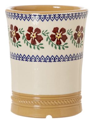 Utensil Holder Old Rose