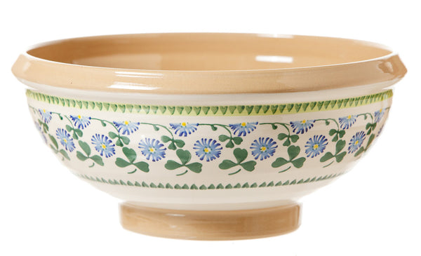 XL SALAD BOWL CLOVER