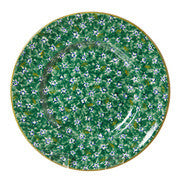 Nicholas Mosse Lunch Plate Lawn Green