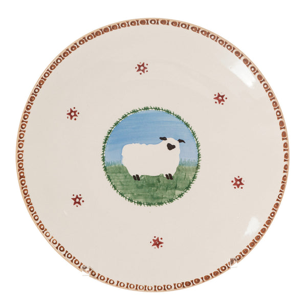 Nicholas Mosse Everyday Plate Sheep