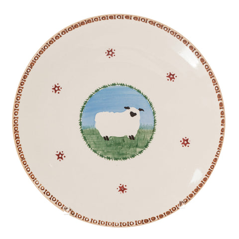 Everyday Plate Sheep