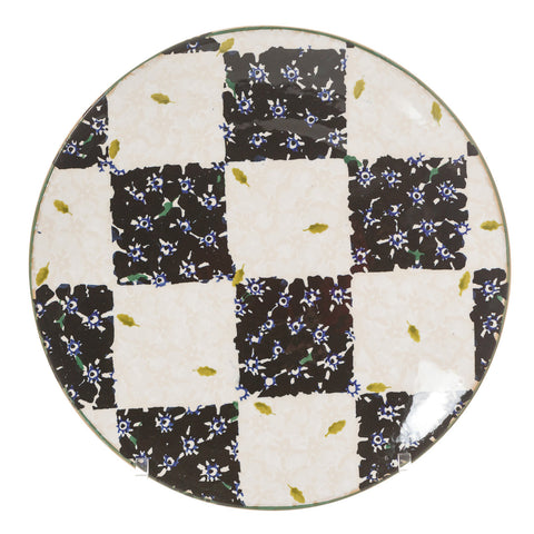 Nicholas Mosse Everyday Plate Chess Black/White