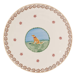 Nicholas Mosse Everyday Plate Dog