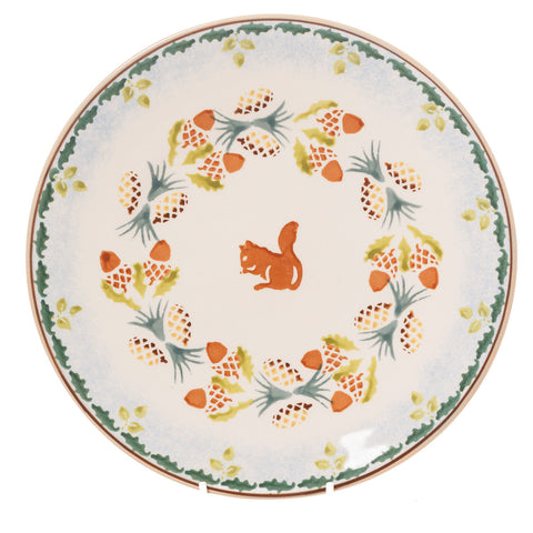 Nicholas Mosse Woodland Squirrel Everyday Plate