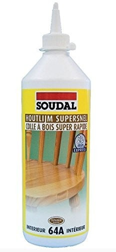 غراء خشب سريع الجفاف Soudal (Wood Glue) Super Fast