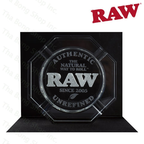 RAW CRYSTAL ASHTRAY - Tha Bong Shop