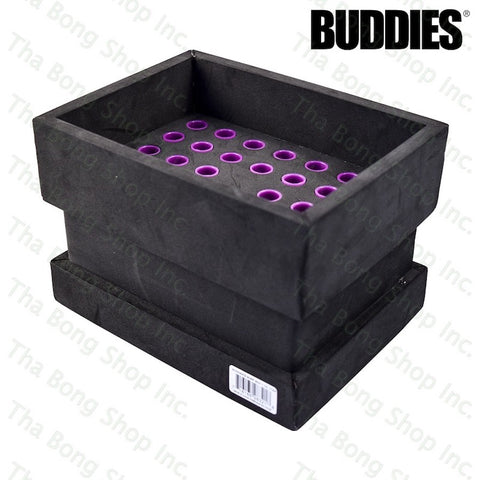 "Buddies ""Bump Box"" 1 1/4 Size Cone Filler - Tha Bong Shop"