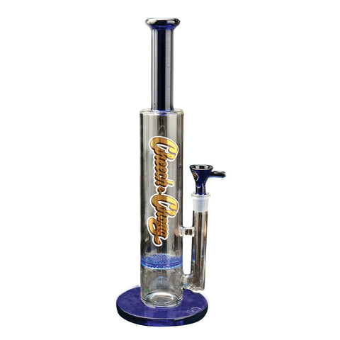 Cheech & Chong Glass 14 Inch Tall Hey Margaret Tube - Tha Bong Shop