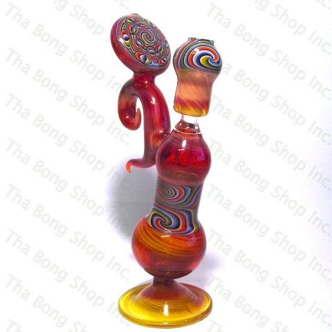 Cameron Burns Disc Mouthpiece Bubbler Set - Tha Bong Shop