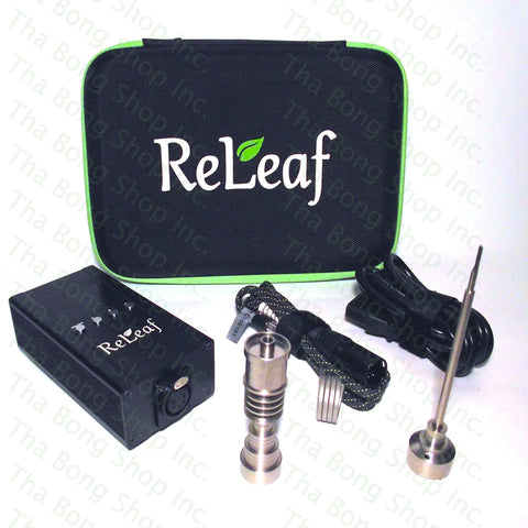 ReLeaf E-Nail Set - Tha Bong Shop