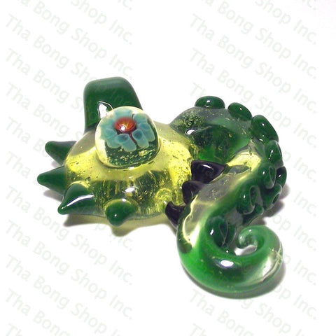 Lerma Glass UV Tentacle Pendant With Milli - Tha bong Shop