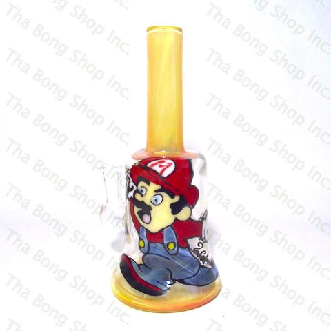 Windstar Glass 10mm Overalls Adventure  Minitube - Tha Bong Shop
