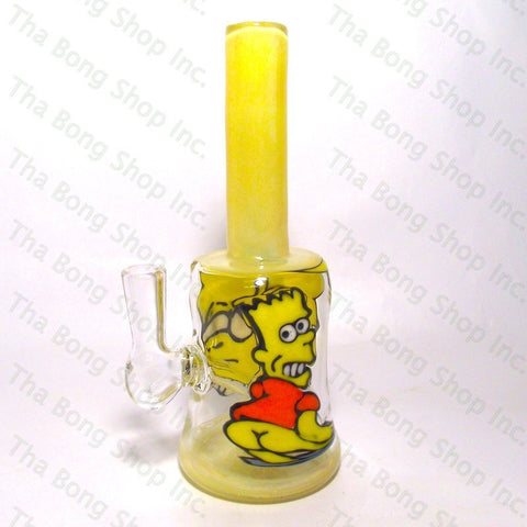 Windstar Glass Brother & Sister 10mm Minitube - Tha Bong Shop