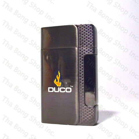 Duco Double Jet Torch Lighter - Tha Bong Shop