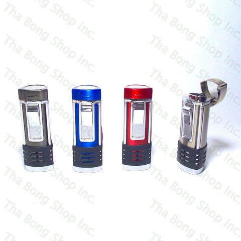 Duco Fusion  Double Jet Torch Lighter - Tha Bong Shop