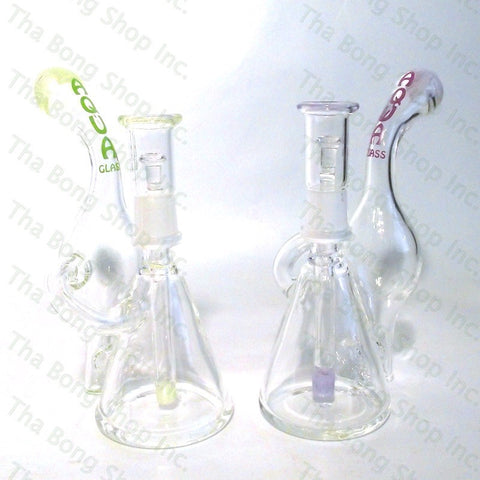 Aqua Glass Recycler - Tha Bong Shop