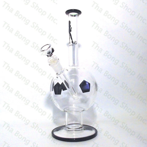 Volcano Glass Soccer Ball Bong  - Tha Bong Shop