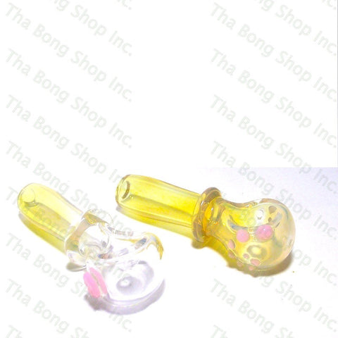 Ming Glass Medtainer Sized Pipes - Tha Bong Shop