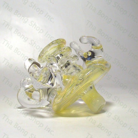 Gnosy Glass WaterSplash Directional Airflow Carb Cap  - Tha Bong Shop