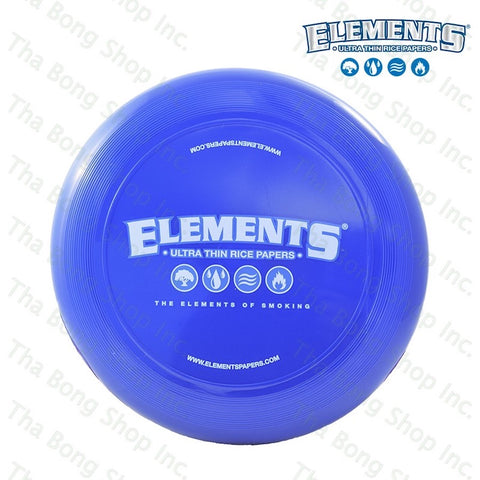 ELEMENTS Blue Frisbee Rolling Tray