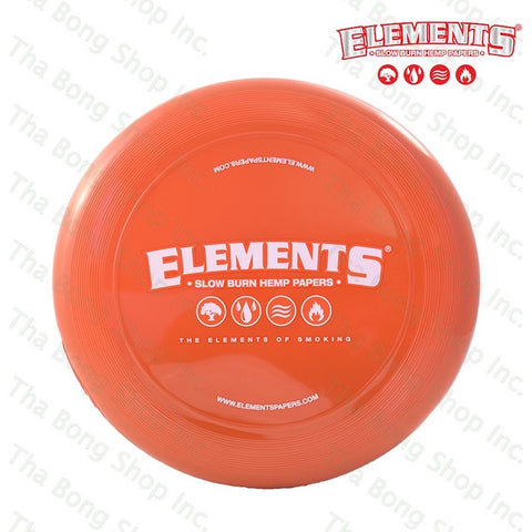 ELEMENTS Red Frisbee Rolling Tray - Tha Bong Shop