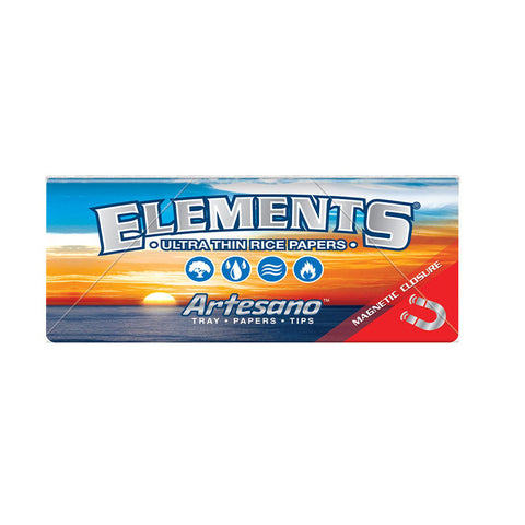 Elements KSS Artisano With Tips And Tray - Tha Bong Shop