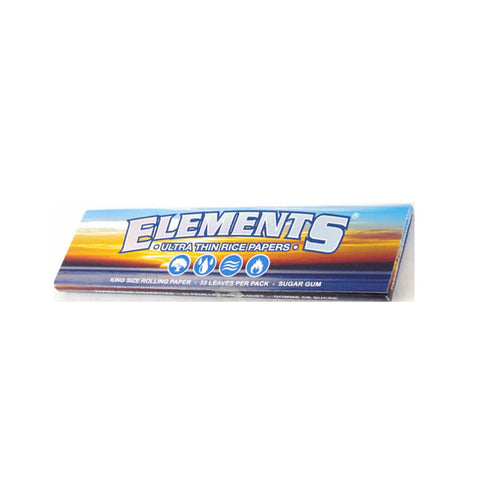 Elements King Size - Tha Bong Shop