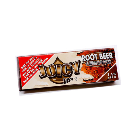 Juicy Jay's 1 1/4 Root Beer - Tha Bong Shop