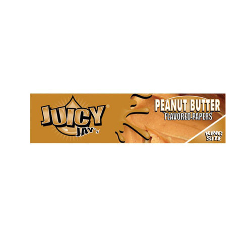 Juicy Jay's KS Peanut Butter - Tha Bong Shop
