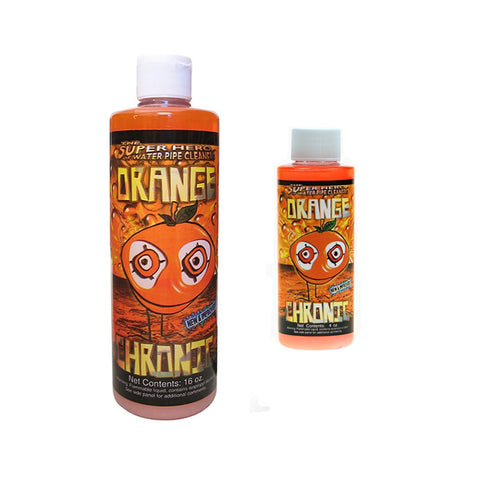 Orange Chronic Super Hero - Tha Bong Shop