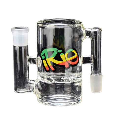 IRie Ash Catcher With Turbine Perc - Tha Bong Shop