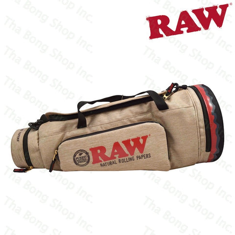 RAW X ROLLING PAPERS CONE DUFFLE BAG - Tha Bong Shop