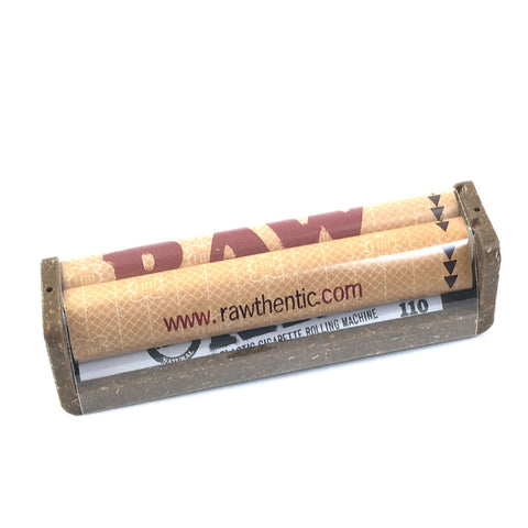RAW Hemp Plastic Roller 110mm - Tha Bong Shop
