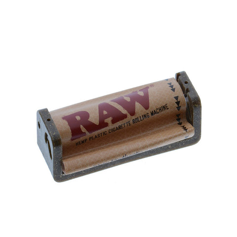 RAW Hemp Plastic Roller 70mm - Tha Bong Shop