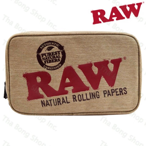 RAW LARGE SMELL PROOF SMOKERS POUCH