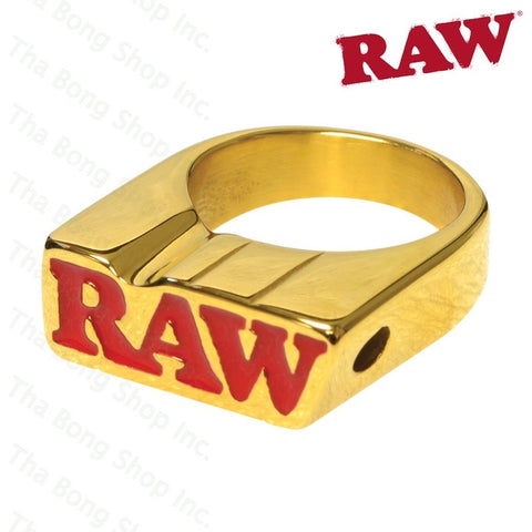 Raw Golden Smoke Ring - Tha Bong Shop