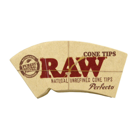 RAW Tips Cone Perfecto - Tha Bong Shop