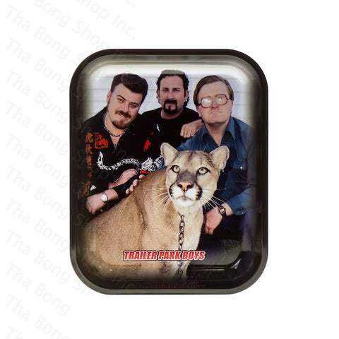 Trailer Park Boys Large Big Kitty Tray - Tha Bong Shop