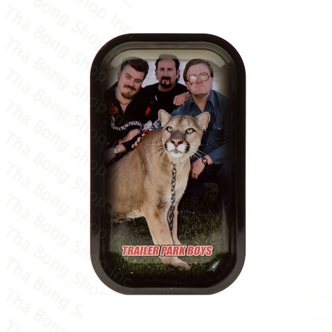 Trailer Park Boys Medium Big Kitty Tray - Tha Bong Shop