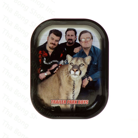 Trailer Park Boys Small Big Kitty Tray - Tha Bong Shop