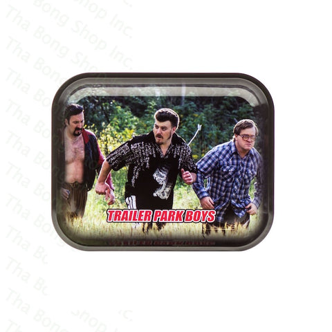 Trailer Park Boys Large Hustle Tray - Tha Bong Shop