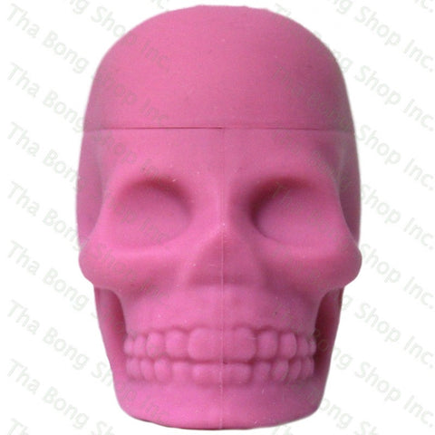 No Goo Non Stick Skull Jar - Tha Bong Shop