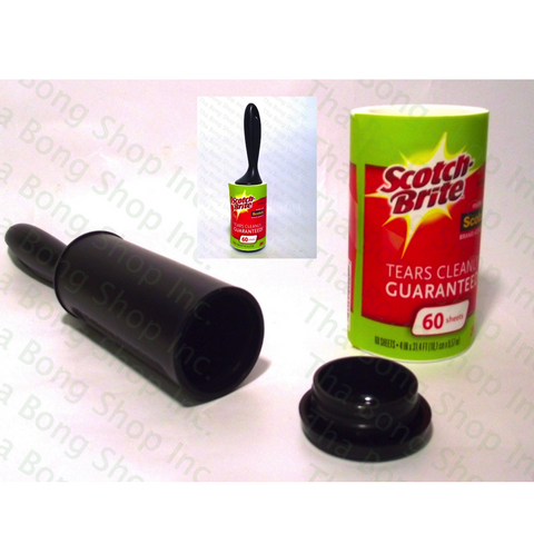 Lint Roller Stash Can - Tha Bong Shop