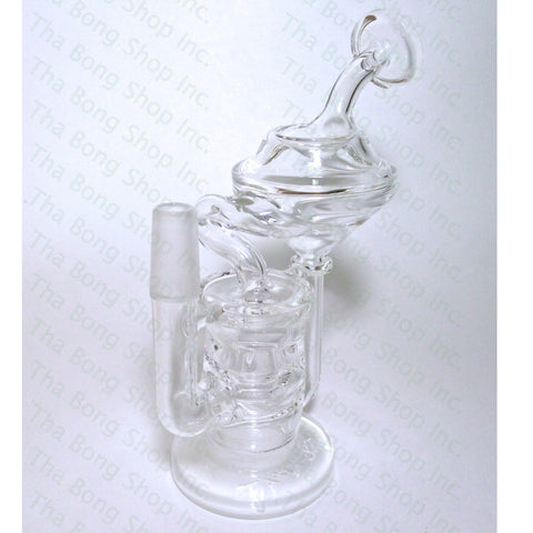Earl Jr Glass 14mm Synergy Recycler - Tha Bong Shop