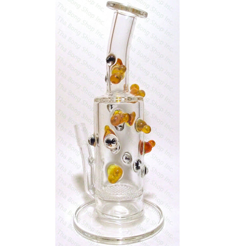 Honeycomb Perc Trichome Rig With Ant Milli - Tha Bong Shop