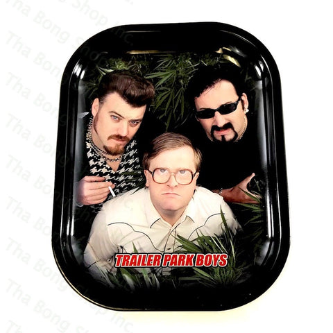 Trailer Park Boys Large Bundled Tray - Tha Bong Shop