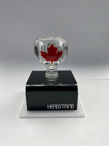 Glass on Glass Canada Bowl